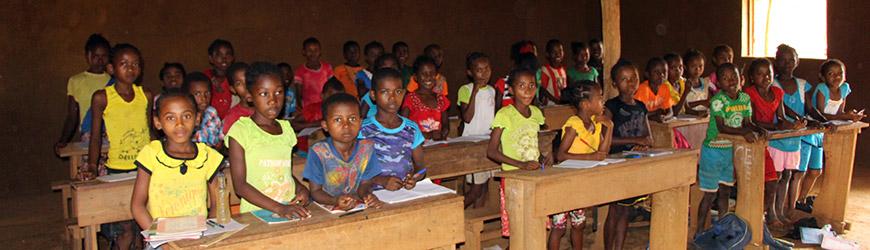 Nos actions à Madagascar
