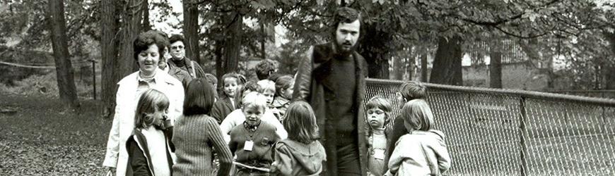 """1965 : la """"petite école du zoo"""""""