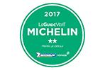 2 étoiles au guide Michelin depuis 2013